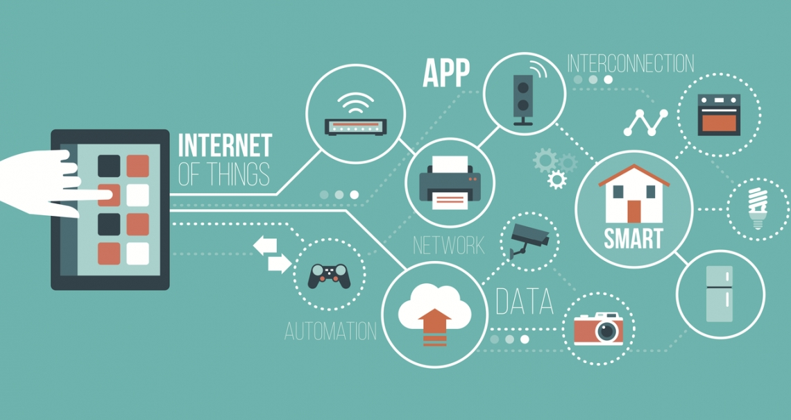 FIVE FACTS YOU SHOULD KNOW ABOUT IOT