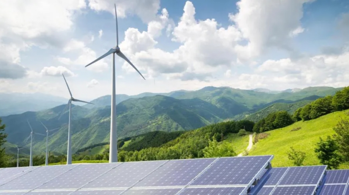 GOOGLE ANNOUNCES INVESTMENTS IN RENEWABLE ENERGIES