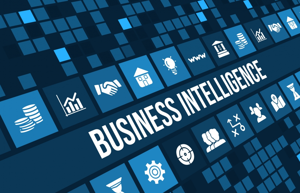 UP AND TO THE RIGHT: WHAT ARE THE TOP 5 TRENDS IN BUSINESS INTELLIGENCE TODAY?